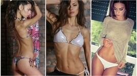 Gloria Zona, il Milan ha una sexy tifosa in più