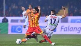 Serie B, Benevento-Crotone 3-0: show giallorosso al Vigorito