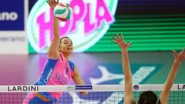 Volley: A1 Femminile, Novara che rimonta: espugnata Busto
