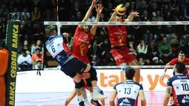 Volley: A2 Maschile, Girone Blu, si ferma Bergamo, Piacenza rilancia le proprie ambizioni