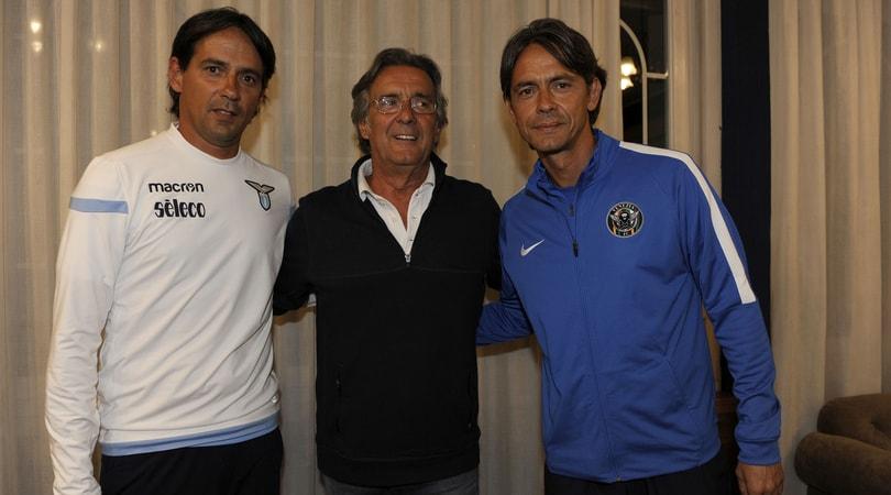 Bologna-Lazio, il papà: «Vi racconto Inzaghi vs Inzaghi»