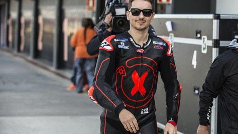 MotoGp Honda, Lorenzo polemico: «Tra me e Petrucci c'è molta differenza»