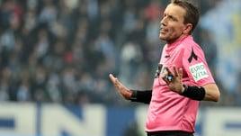 Serie A, gli arbitri della 18ª giornata: Mazzoleni per Inter-Napoli, Atalanta-Juventus a Banti