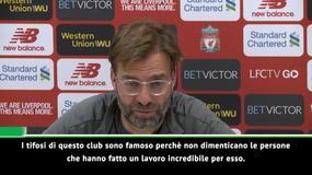 "Klopp: ""Ammiro Benitez, ormai è uno di qui"""
