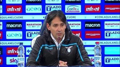 """Simone Inzaghi: """"Sfidare mio fratello sarà emozionante"""""""