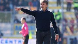 Serie A Frosinone, Baroni: «Complimenti ai ragazzi»