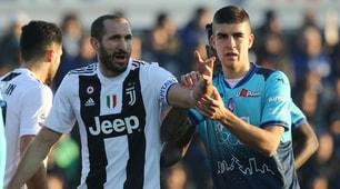 L'Atalanta frena la Juve: finisce 2-2