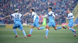 Serie A, Bologna-Lazio 0-2: Simone batte Pippo e vince il derby degli Inzaghi