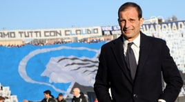 Juventus, Allegri risponde a De Laurentiis: «Io non parlo mai di arbitri, ma mi girano...»