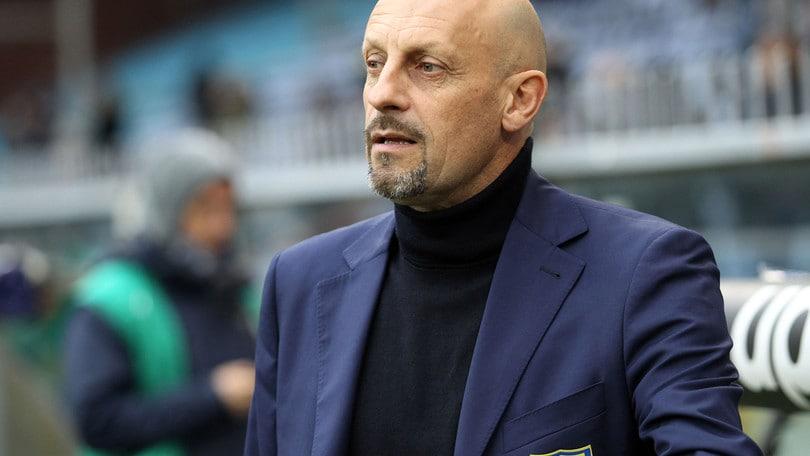 Serie A Chievo, Di Carlo: «Siamo stati poco incisivi»