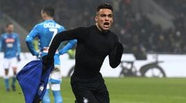 Serie A, Inter-Napoli 1-0: decide Lautaro Martinez al 91'