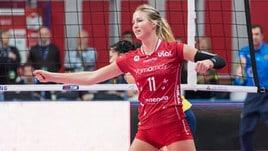 Volley: A1 Femminile, Conegliano sostituisce Nagaoka con Lowe