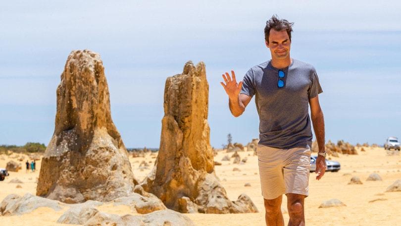 Roger Federer inizia nel migliore dei modi