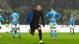 Serie A, tutti i gol della 18a giornata