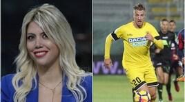 Botta e risposta Wanda-Maxi Lopez: «I miei figli tifano Inter»