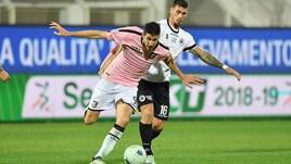 Serie B, Palermo-Ascoli: rosanero a quota facile