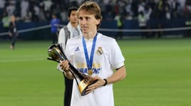 Ausilio: «Modric all'Inter? Mai dire mai»