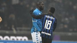 L'Inter: «No alla discriminazione. Chi non lo accetta non è uno di noi»