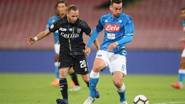 Serie A Parma, Di Gaudio in gruppo. Out Stulac e Scozzarella