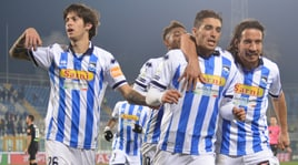 Serie B, Pescara-Venezia 1-0: il capolavoro di Brugman rilancia Pillon