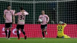 Serie B, vola il Palermo. Vincono Perugia e Benevento, crollano Foggia e Crotone