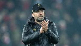 Premier League, Liverpool-Arsenal: i Reds volano, un altro successo a 1,47