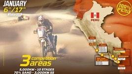 Tutti i numeri della Dakar