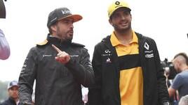 Sainz: Alonso alla Dakar? Gara dura, esci dalla comfort zone
