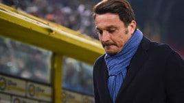 Serie B Crotone, Oddo si dimette. Torna Stroppa