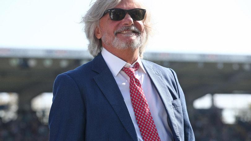 Sampdoria, Ferrero e la Var: