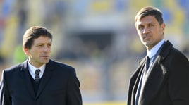 Milan, Leonardo e Maldini: «Mai pensato di esonerare Gattuso»