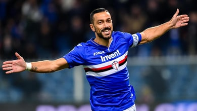 Serie A, Fiorentina - Sampdoria: Quagliarella osservato speciale, un gol vale 2,50