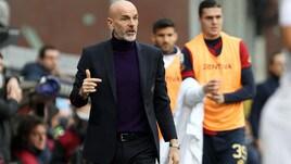 Coppa Italia Fiorentina, Pioli: «Torino? Schiererò la miglior formazione possibile»