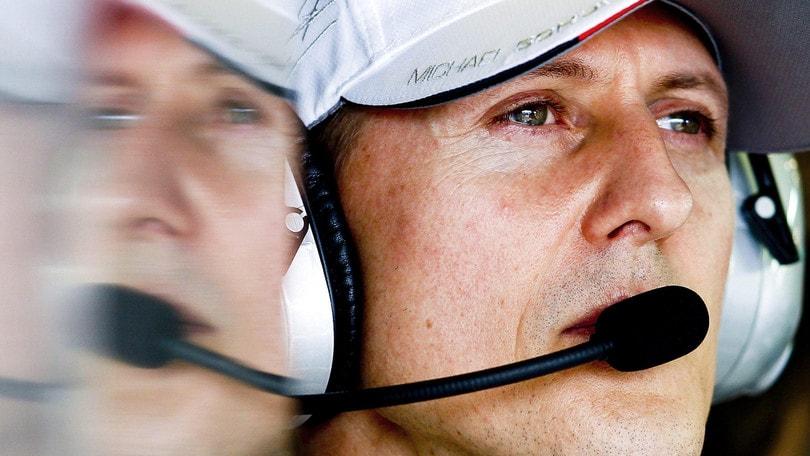 Schumacher: a cinque anni dall'incidente