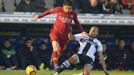 Serie A Parma-Roma 0-2, il tabellino