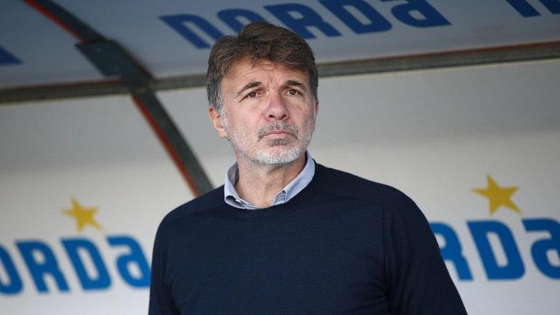 Serie A Frosinone, Baroni: «Dispiace perdere dopo una prestazione del genere»