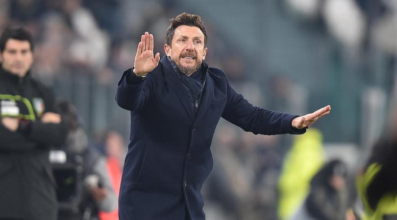 Razzismo, anche Di Francesco sulla scia di Ancelotti:
