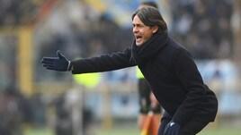 Serie A Bologna, Inzaghi confermato. I tifosi contro Di Vaio