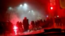 Scontri Inter-Napoli: restano in carcere i tre ultrà nerazzurri