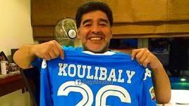 Maradona: «Sto con Koulibaly, mi sento ancora più napoletano»