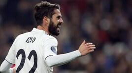 Liga, Isco resta al Real Madrid: «Qui sono felice»