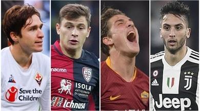 Serie A, ecco la Top 11 degli Under 21 secondo la Uefa