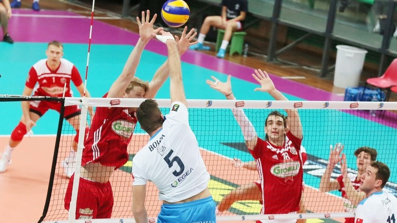 Volley: Girone Blu, la capolista Bergamo batte Ortona, Piacenza supera Cantù