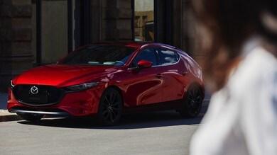 Mazda3: le foto