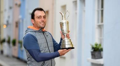 Golf: Molinari sfida Koepka e Johnson alle Hawaii
