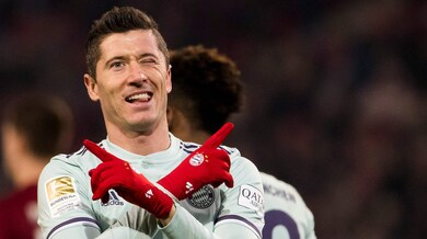 Lewandowski: «Resterò al Bayern Monaco ancora a lungo»