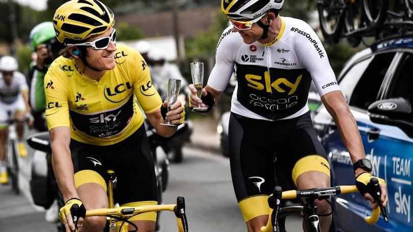Froome e Thomas, niente Giro: «Puntiamo sul Tour»