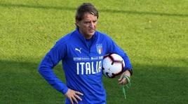 Mancini esclusivo: «La mia Italia»
