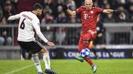 Calciomercato: Robben-Lazio, l'idea prende quota