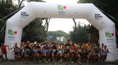 We run Rome, vince Meucci: primo successo per l'azzurro
